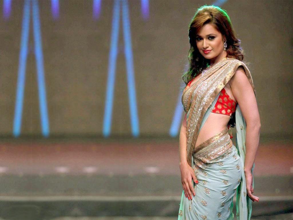 Hot Bollywood Actress Yuvika Choudhary Full Size Desktop Photos