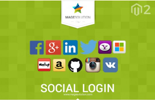 Facebook Login Extension Magento 2 by MGS