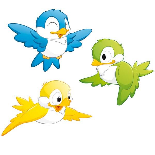 Histoire du soir trois petits oiseaux for Les petits oiseaux