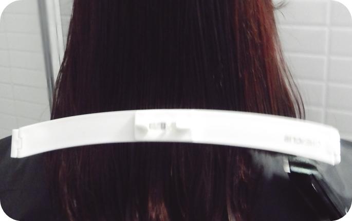 corte de pelo con clip