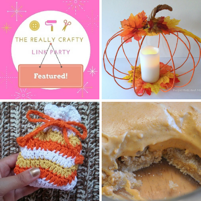 The Really Crafty Link Party #89 featured posts