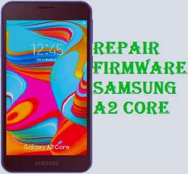 روم ،أربع، ملفات، لهاتف، سامسونغ ،Repair، Firmware، (rom، 4،Files)، Samsung، A2 Core