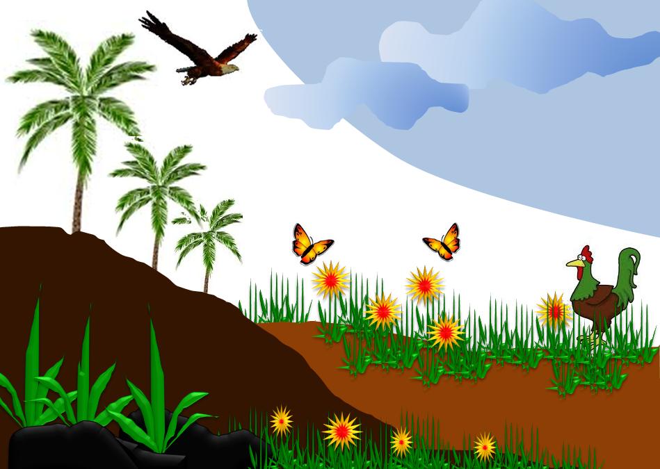Ekosistem  AKTIFITAS ILMU PENGETAHUAN ALAM