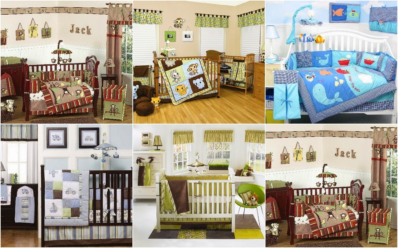 30 Baby Bedroom Decorating Ideas — Deck Out Designs
