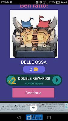 Indovina la carta Royale soluzione livello 7