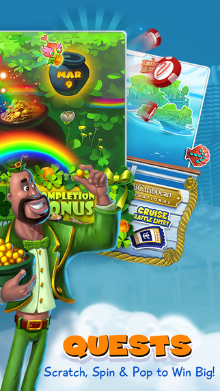 Myvegas slots free las vegas casino games