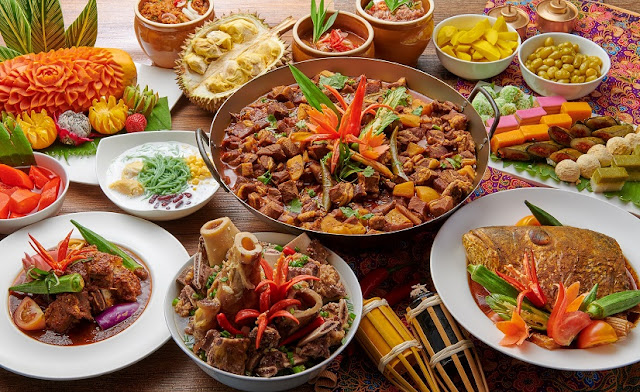 TrEat Restaurant Oakwood KL Ramadan 2019
