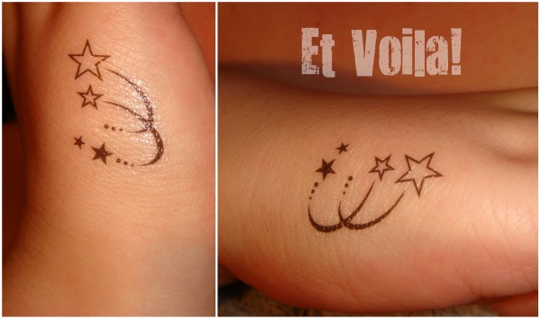 Tattoos For Girls On Side Of Hand