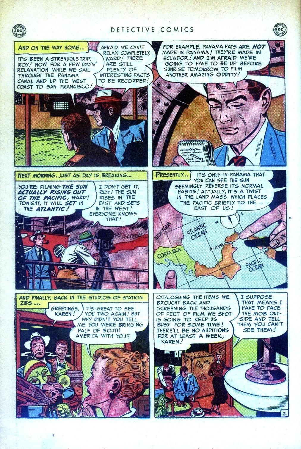 Read online Detective Comics (1937) comic -  Issue #169 - 18