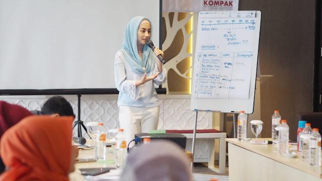 Istri Plt. Bupati Trenggalek Inisiasi Program Inovasi Sepeda Keren
