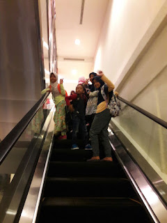Personal Journal : #MATHSQUAD Having Fun at Kidzania