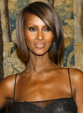 gaya rambut wanita kulit hitam 2007
