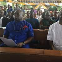 Catholic Church lauds Ikpeazu developmental strides(Photos)