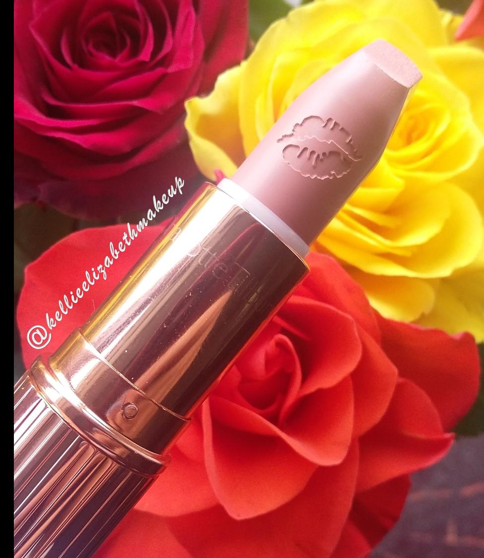 Kellie Elizabeth Makeup: Charlotte Tilbury Kim K W Lipstick