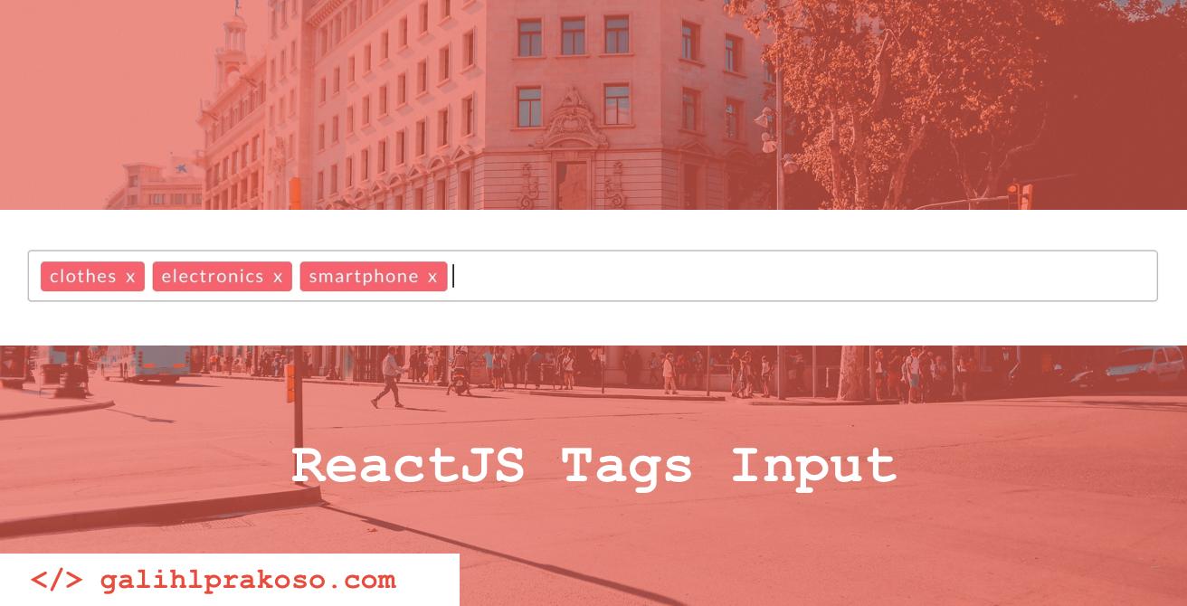 reactjs-tags-input