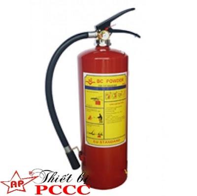 Bình chữa cháy bột BC MFZ 4kg