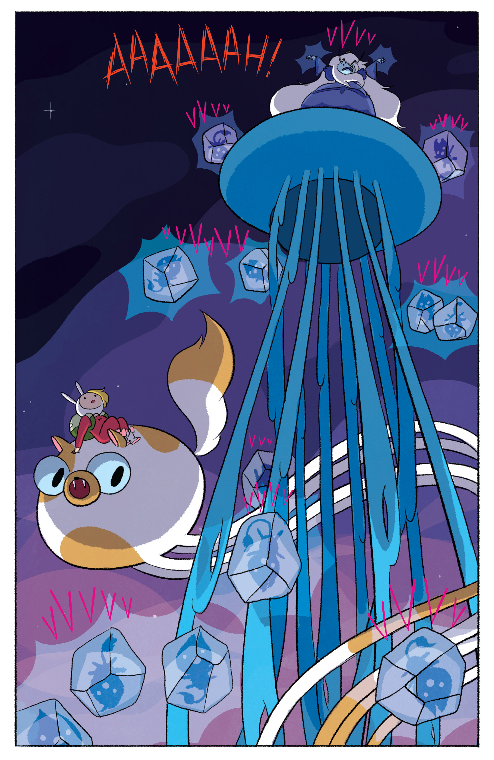 Read online Adventure Time with Fionna & Cake comic -  Issue #2 - 13