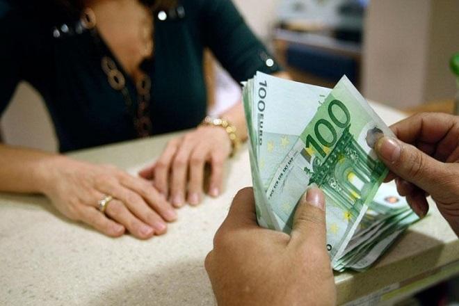 Αποτέλεσμα εικόνας για στο γκισέ της τράπεζας