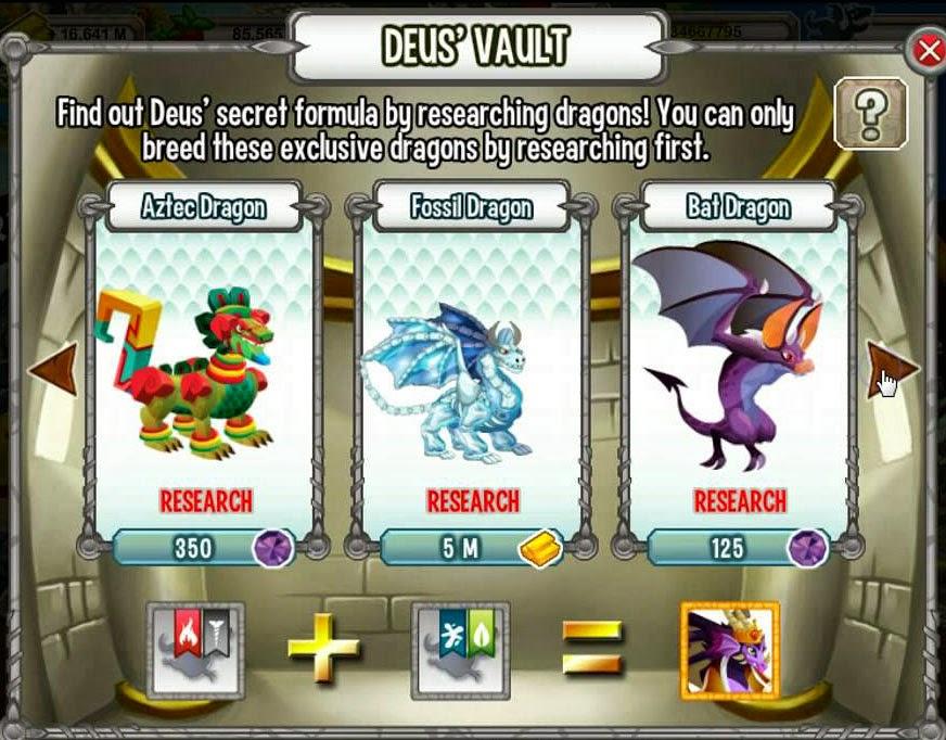 Unique Dragon