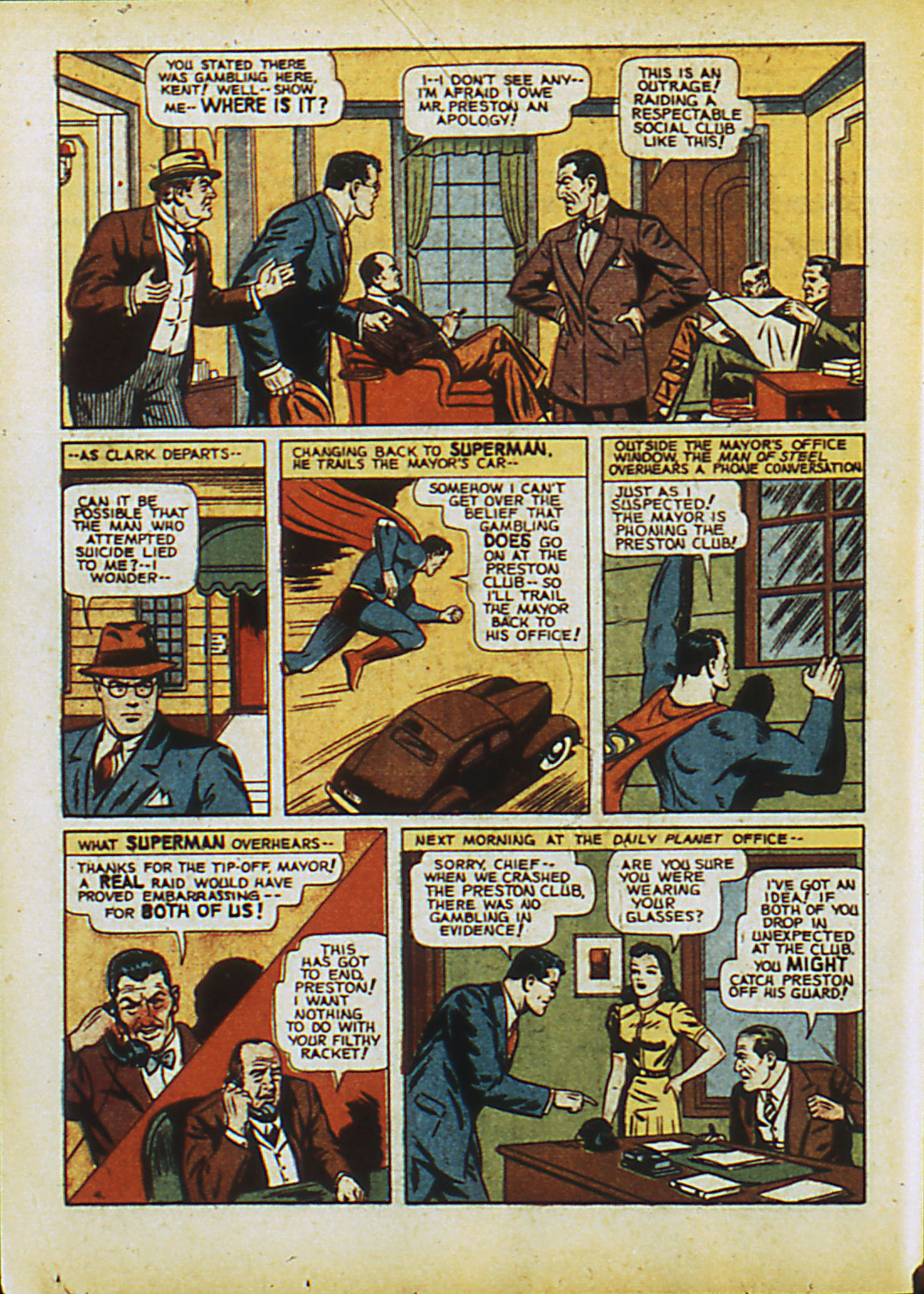Action Comics (1938) 32 Page 6