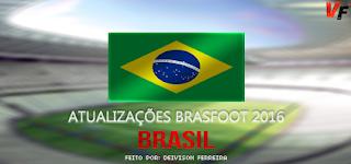 Atualização Brasileirão - Outubro - Brasfoot 2016