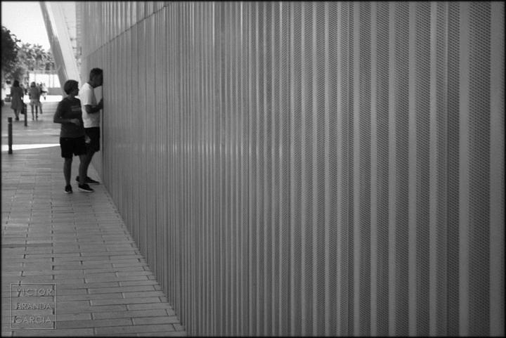 Valencia,fotografia,valla,limites,serie,arte