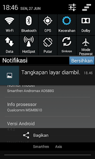 Stock ROM v.2 Andromax C2 New