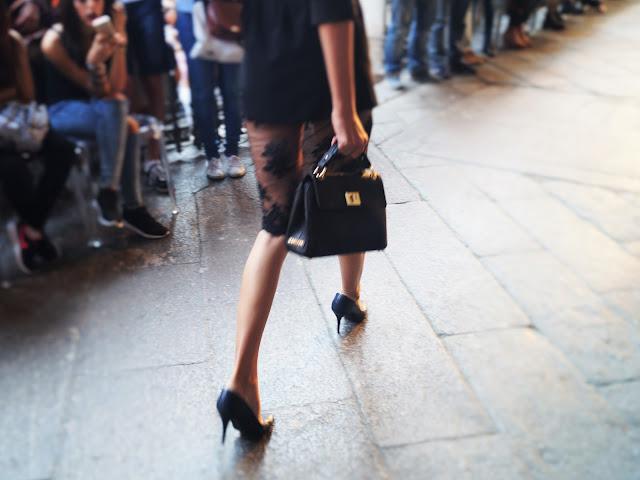 Milan Fashion Week #MFW part 2