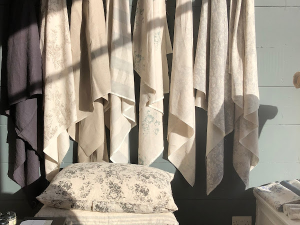 INTRODUCING OUR FABRIC SHOWROOM