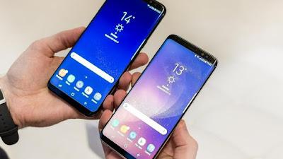 Dịch vụ thay màn hình Samsung S8 Plus bao nhiêu tiền?