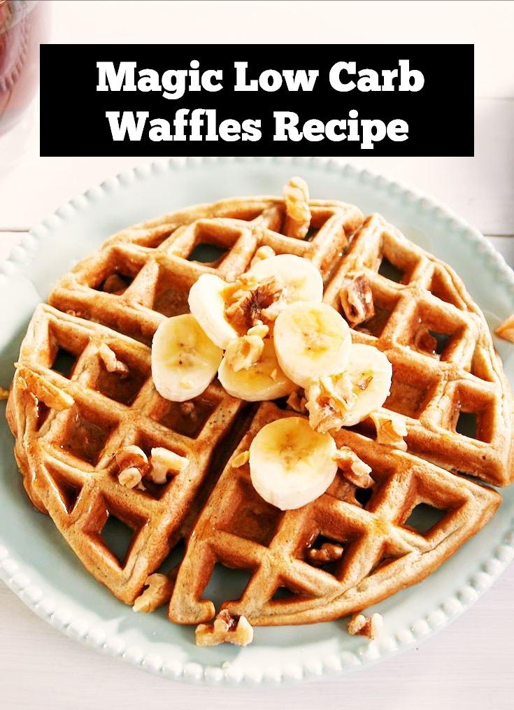 Magic Low Carb Waffles Recipe | Low Carb Breakfast Recipe | Low Carb Waffles | Waffles Recipe | healthy breakfast recipe #lowcarb #breakfast #waffles #lowcarbbreakfast #lowcarbwaffles #healthybreakfast #healthybreakfastrecipe #wafflesrecipe