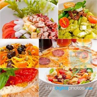 frutas e vegetais saudável