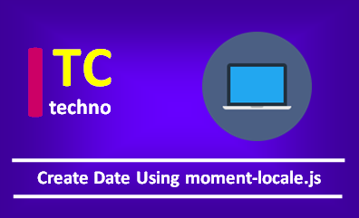 Date formatting using jquery datetimepicker and moment.js