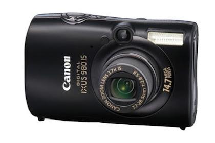 Canon IXUS 980 IS Driver Download Windows, Mac