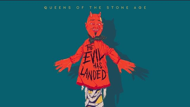 "QUEENS OF THE STONE AGE: Ακούστε το νέο κομμάτι ""The Evil Has Landed"""