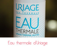 eau thermale d'uriage