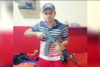 Preso fugitivo do PB-1 de alta periculosidade no Sertão da Paraíba