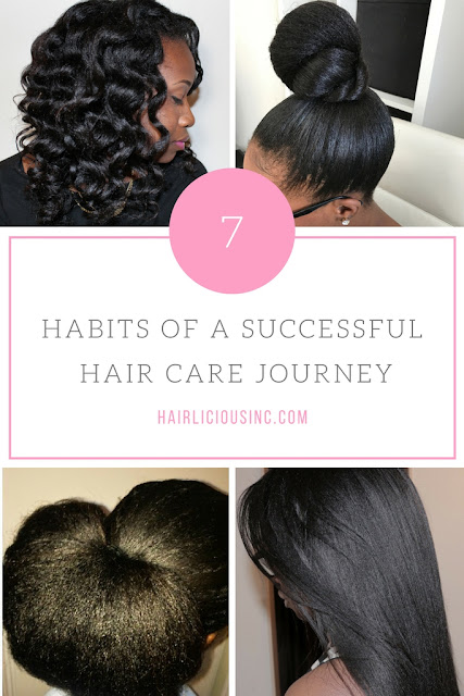 7 Habits Of A Successful Hair Care Journey