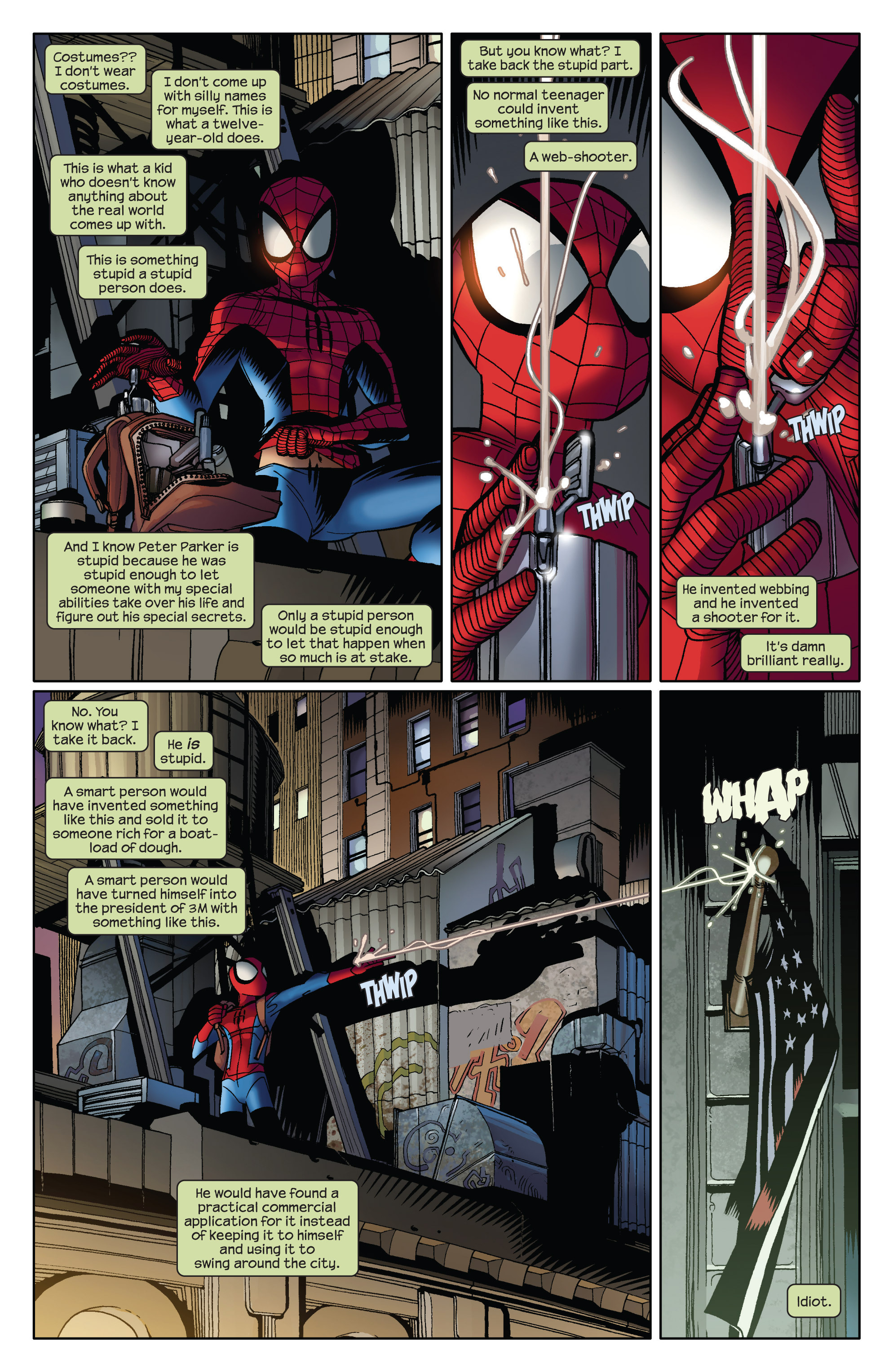 Read online Ultimate Spider-Man (2009) comic -  Issue #13 - 4