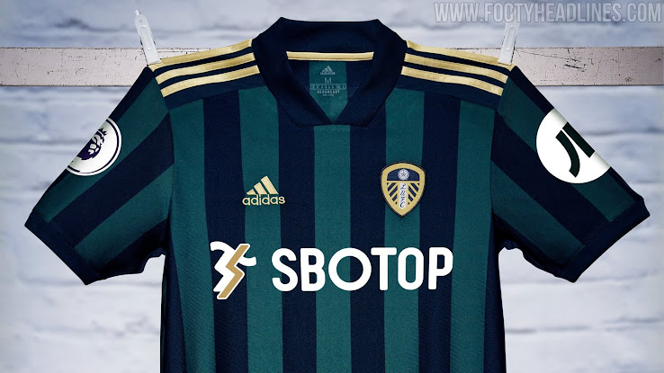 Adidas Leeds United 20-21 Away Kit Released - Footy Headlines