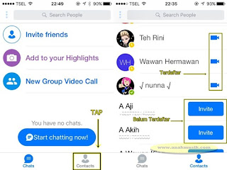 Cara Video Call Di IMO (Video Call, Voice Call, & Chatting) Gratis