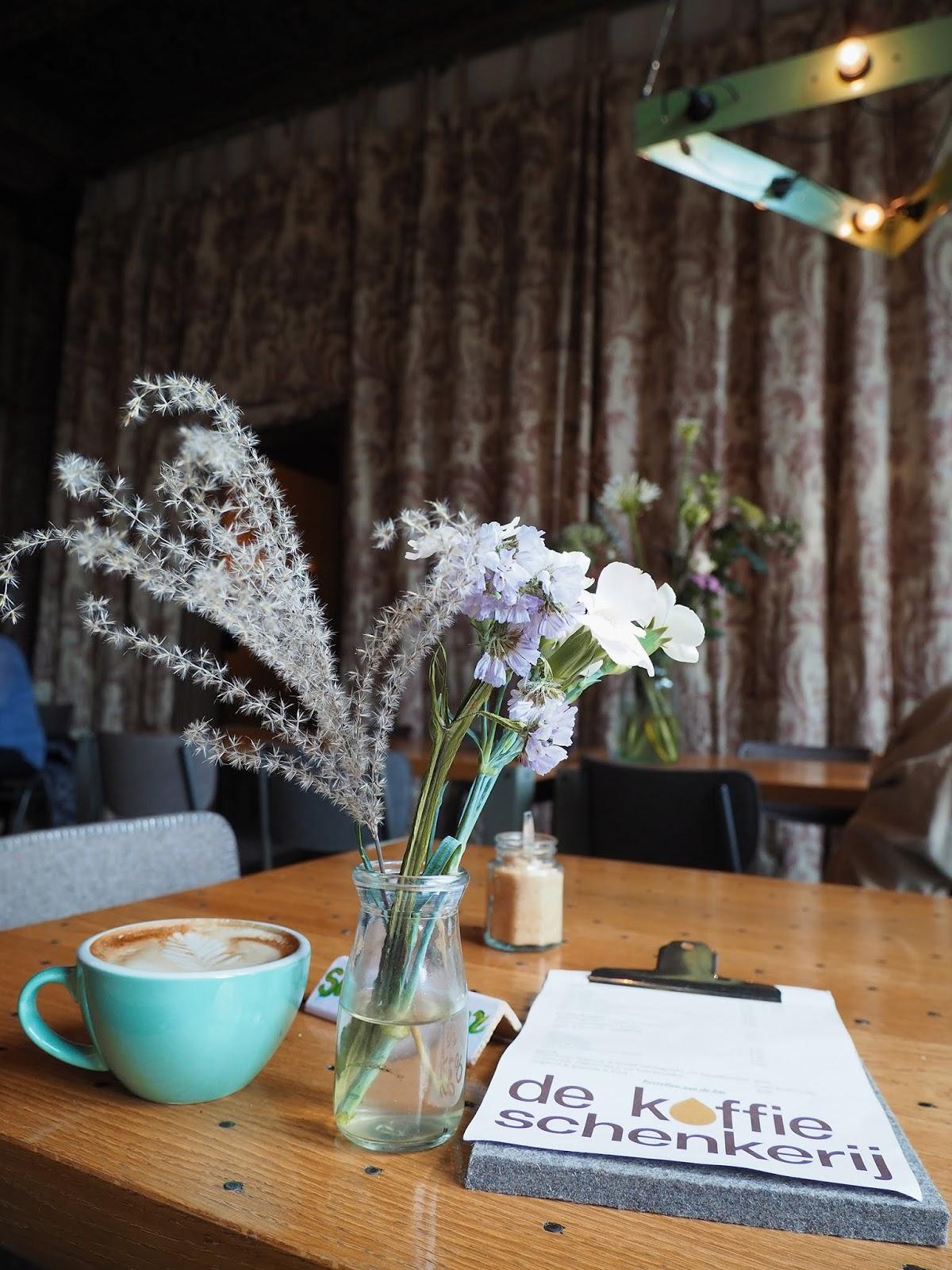 Euriental | luxury travel & style | De Koffieschenkerij Amsterdam