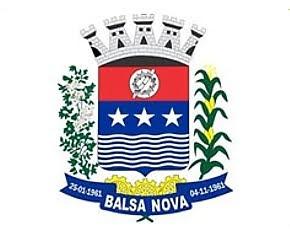 Estado do Paraná, a Prefeitura de Balsa Nova