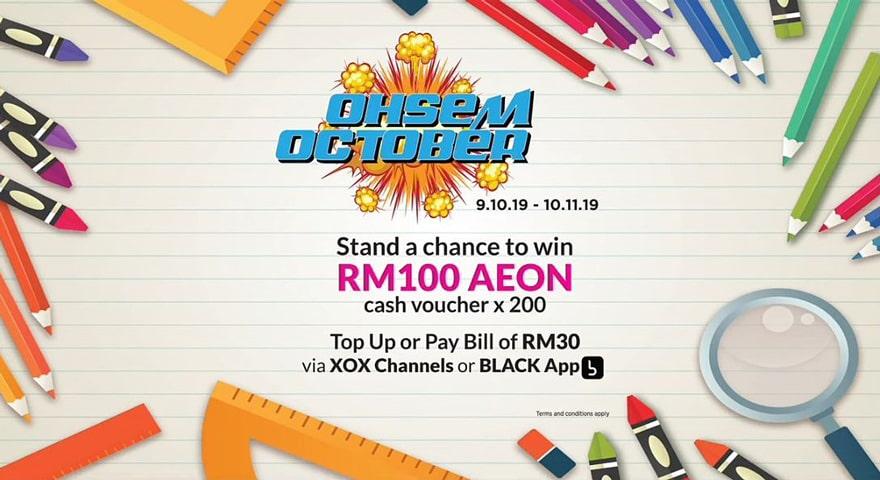 ONEXOX Ohsem October 2019