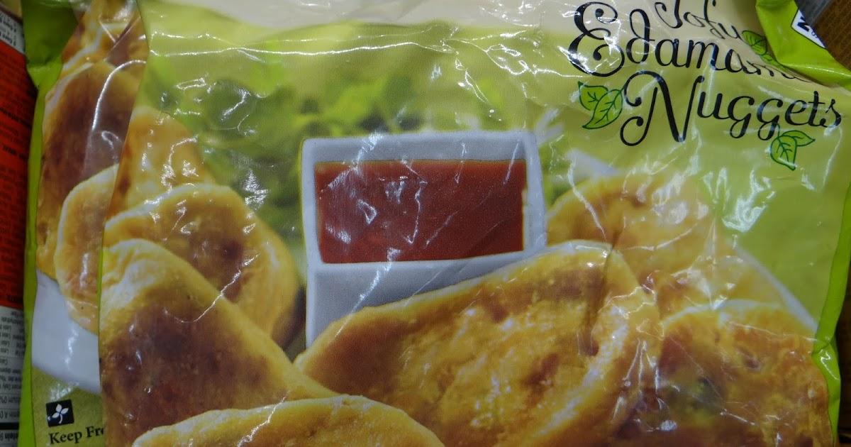 Trader Joe\'s 365: Day 315 - Tofu Edamame Nuggets