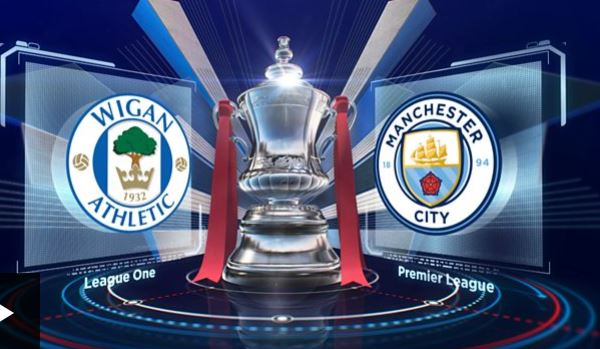 MAN CITY KNOCKED OUT IN FA CUP SHOCK