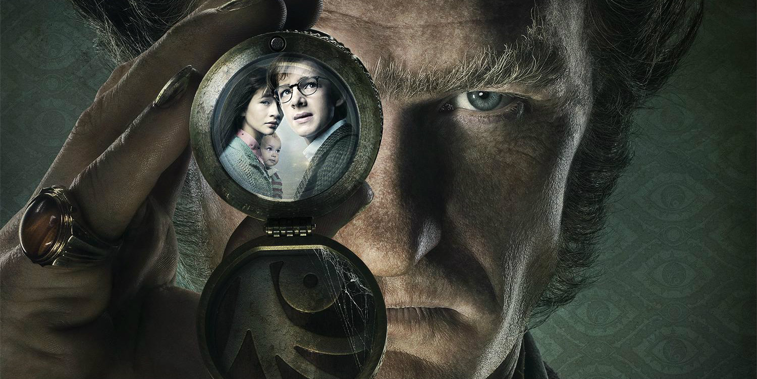 Poster de 'A Series of Unfortunate Events', serie de Netflix