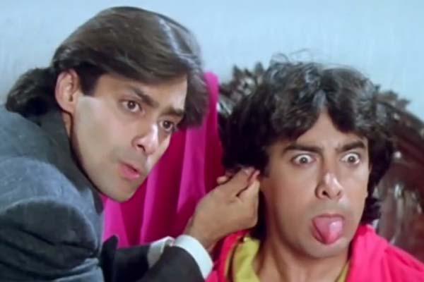Aamir Khan and Salman Khan in Andaz Apna Apna