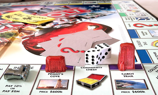 Image: Canadian Monopoly Games, by Erika Wittlieb on Pixabay