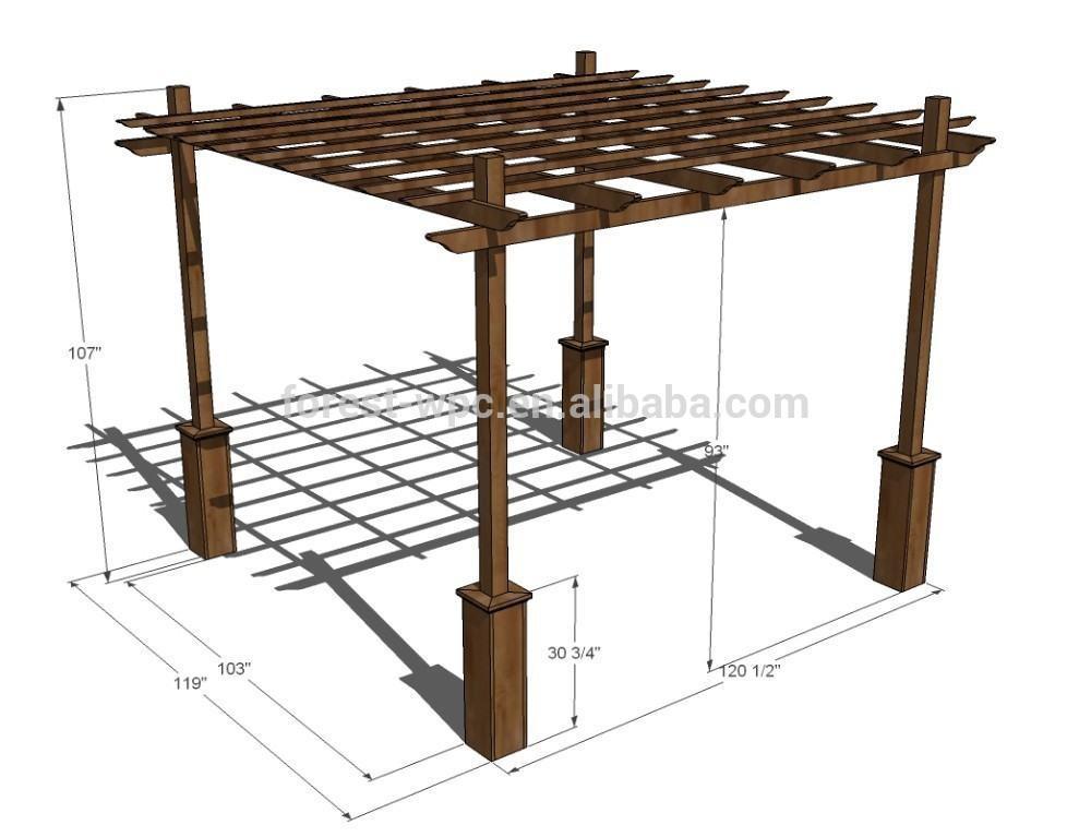 techos sol y sombra medidas packhogar. Black Bedroom Furniture Sets. Home Design Ideas